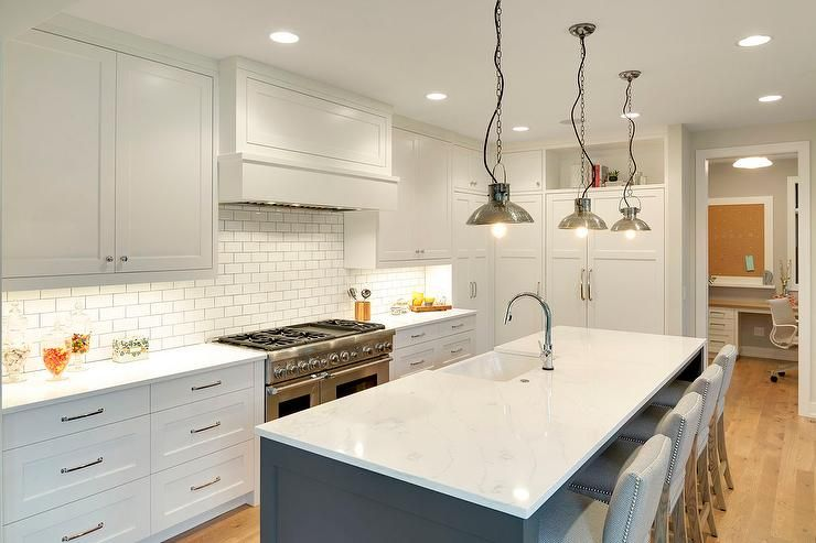 Beautiful Kitchen Features Three Currey And Company Syllabus