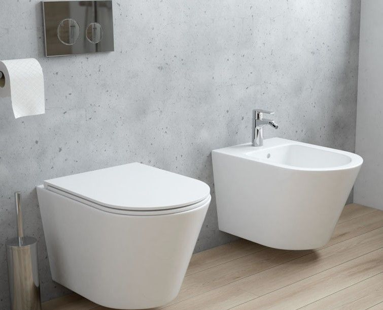 Miska Wiszaca I Bidet Oltens Jog Oltens Projektowaniewnetrzwroclaw Instagood Modernbathroom Homebook Budowadomu Design Interio Bathroom Toilet Jogging