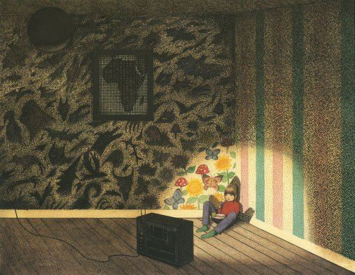 Picture by Anthony Browne The New York Times article Picture books no longer a staple for children (7 Oct 2010) claims that Picture books are so unpopular these days at theChildren's Book Shop in …