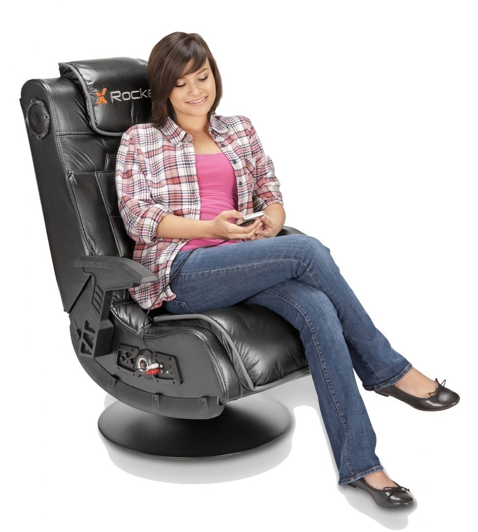 Adorable Vibrating Gaming Chair home furniture in Home