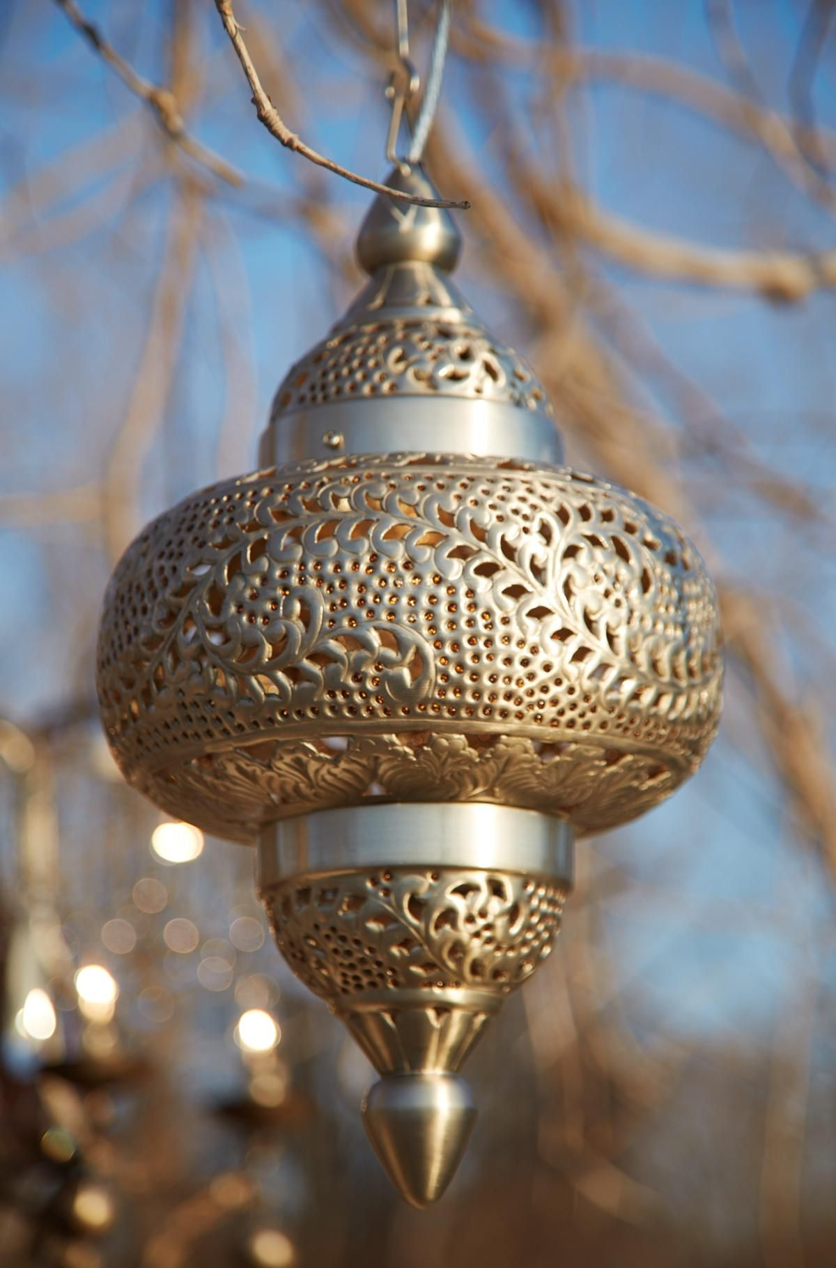 The Taza pendant ing soon to arhaus