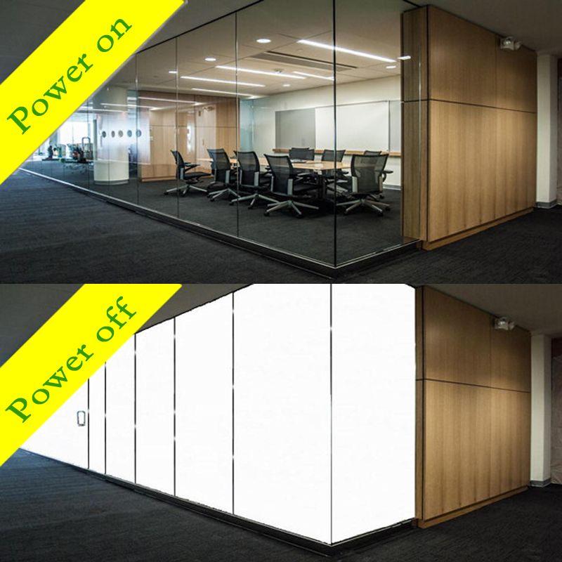 100x100cm Smart Pdlc film for Window glass decoration