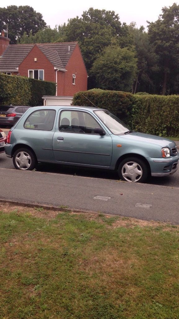 For sale 2001 Micra | Bristol | Gumtree | Foreign Cars and Trucks ...