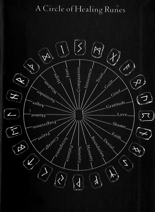 Norse rune of healing