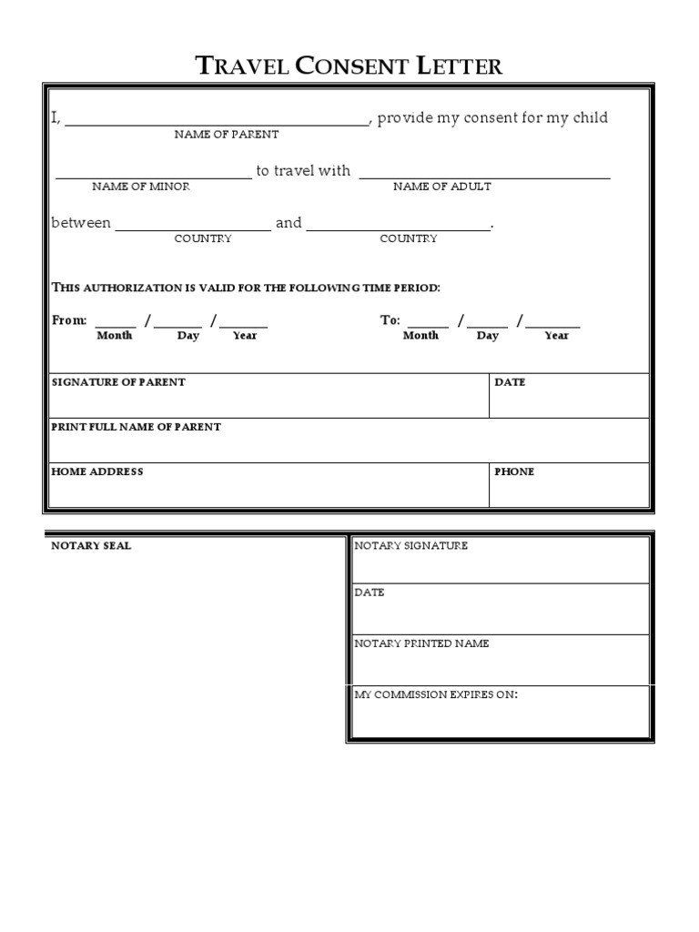 18+ Notarized letter of guardianship pdf ideas in 2021