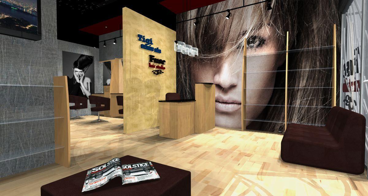 Salon Interior Design   Atlanta, Georgia, United States