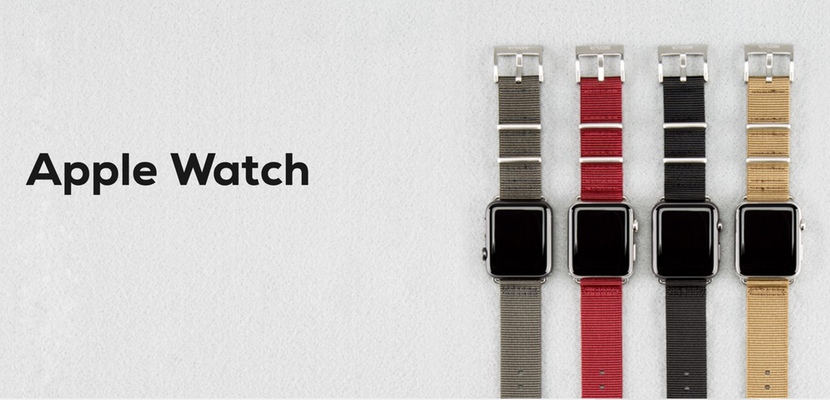 Incase y Belkin lanzan sus primeras correas para el Apple Watch - http://www.actualidadiphone.com/incase-belkin-lanzan-primeras-correas-apple-watch/
