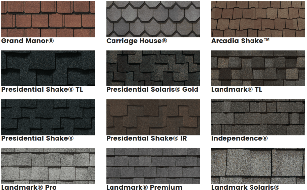 Gaf Vs Certainteed Roofing Shingles Cost Roi Definitive Guide Architectural Shingles Roof Asphalt Roof Shingles Roof Shingle Colors