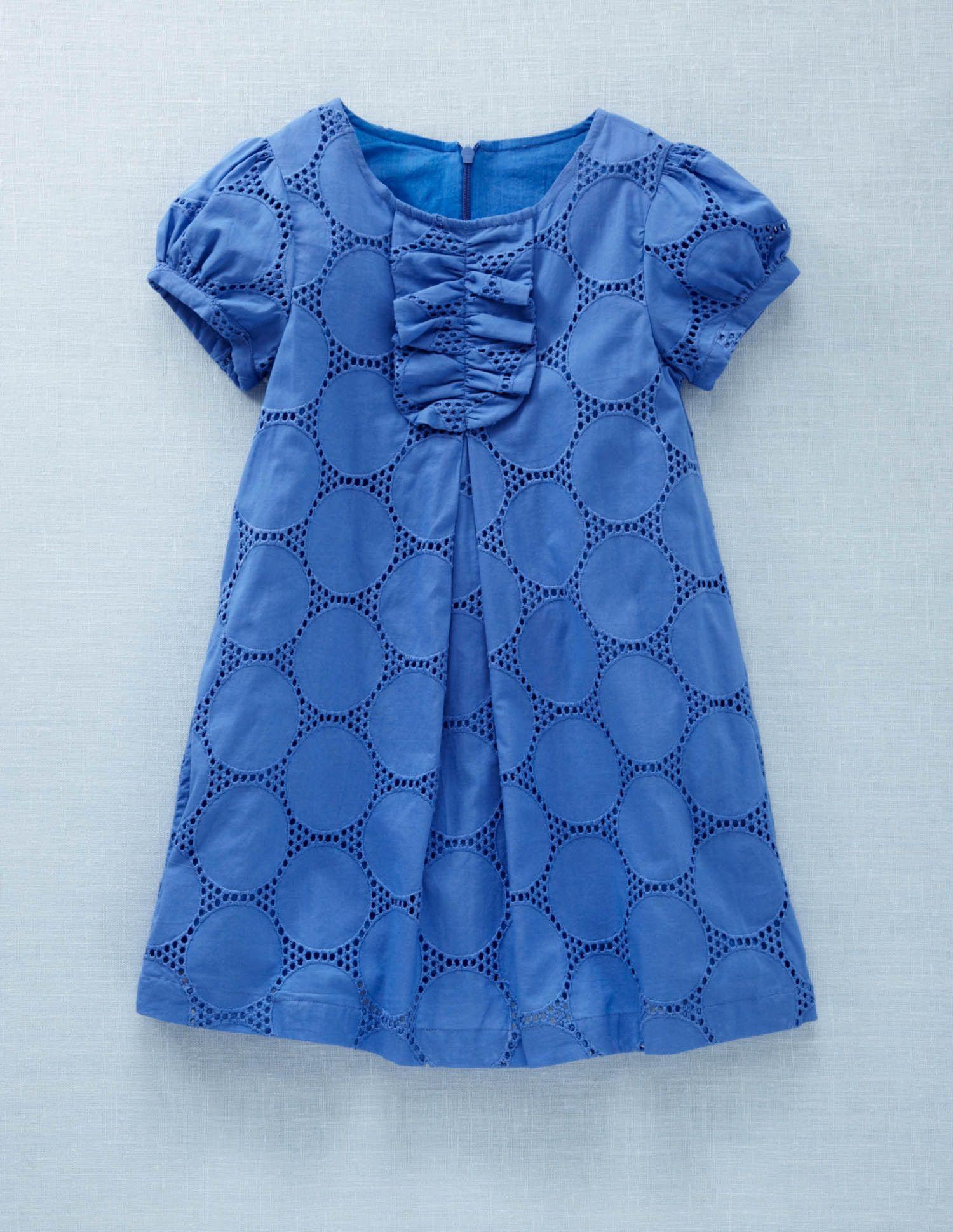Broiderie Dress // mini-boden