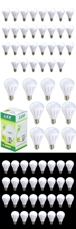 Light Bulbs 20706 20 Pack 100 Watt Equivalent 12w Daylight White 6500k Led Light Bulb Lamp New Buy It Now Only 28 99 Led Light Bulb Light Bulb Lamp Bulb