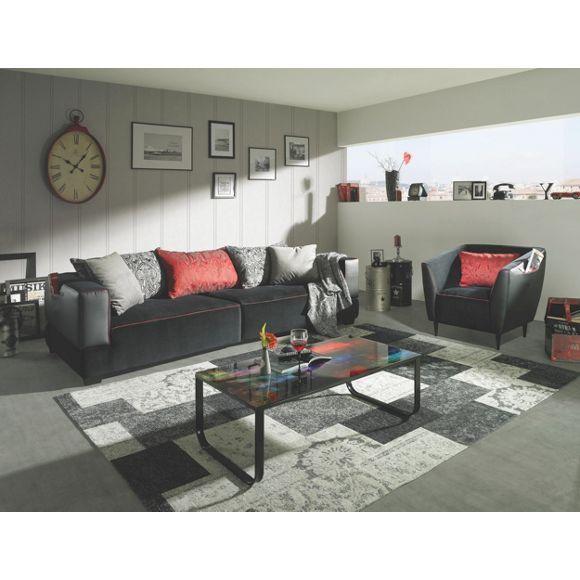 Gemütliches Sofa gemütliches sofa carryhome im großformat wohnlandschaften