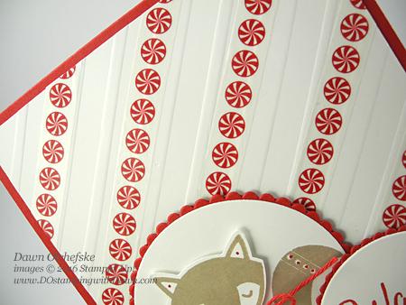 Stampin Up Seasonal Decorative Masks New Stampin' Up Cozy Critters With Seasonal Decorative Mask Card Design Ideas