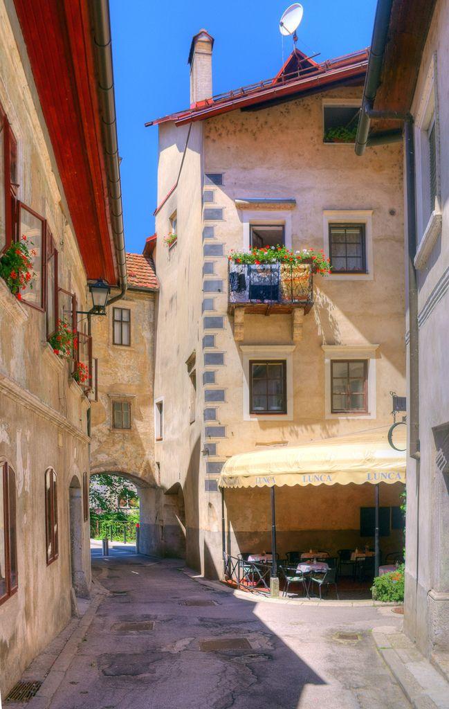 Sidestreet, Skofja Loka, Eslovenia