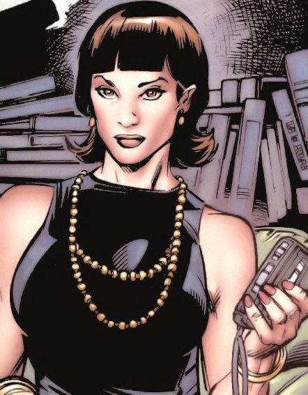 Brant, Betty - Marvel Universe Wiki: The definitive online