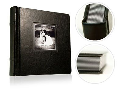 Flush Mount Albums Professional Leather Bound Album Wedding Albumsflush