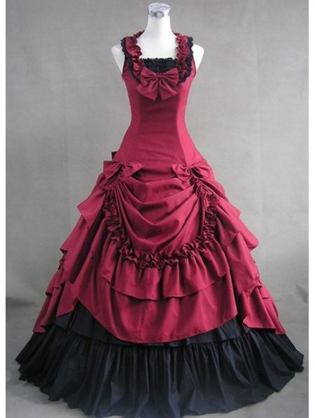 Gothic Ball Gowns