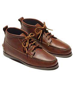c4406b67538 Signature Handsewn Jackman Ranger Mocs, Leather | Wardrobe | Boat ...