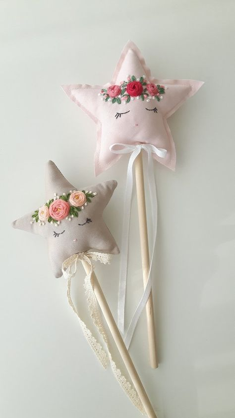 Photo of Let's do some magic! Magic wand. Every little princess should have one …