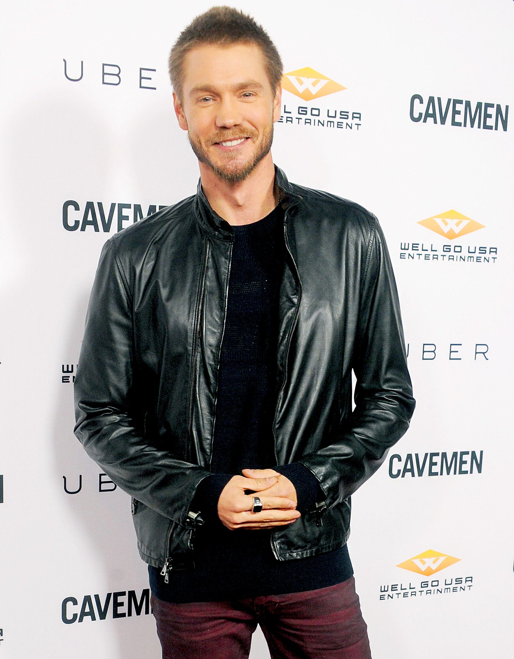 Actor Chad Michael Murray At The Screening Of His Film