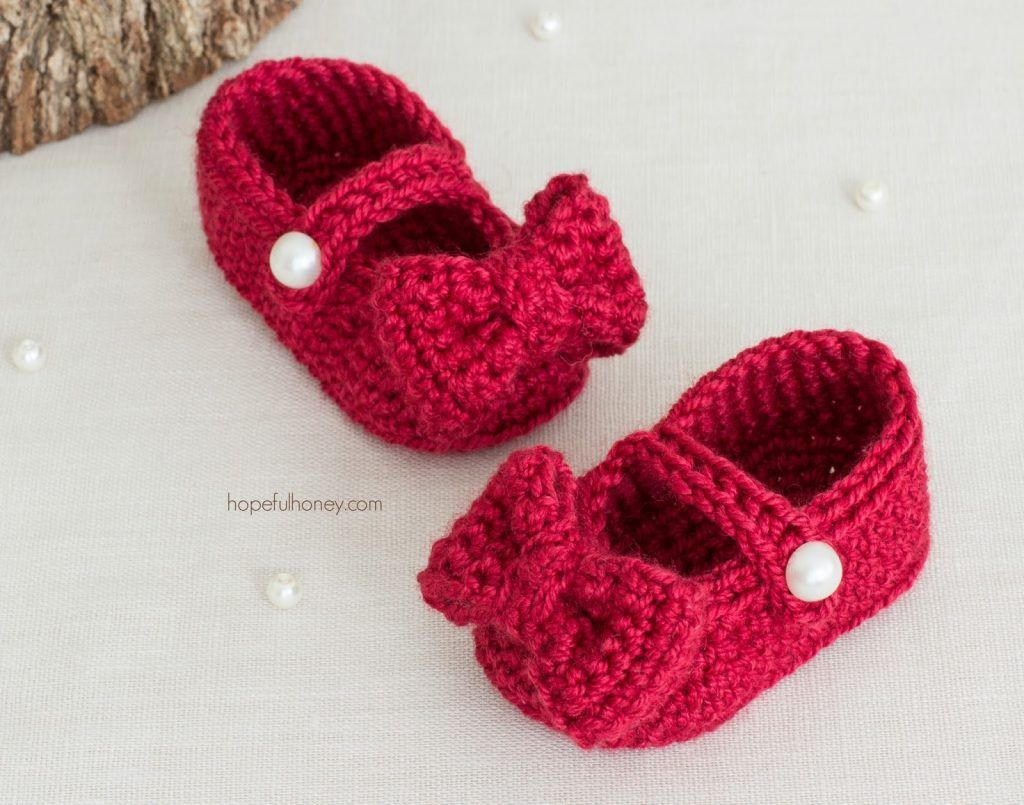 Free Crochet Patterns For Baby Shoes Magnificent Inspiration Ideas
