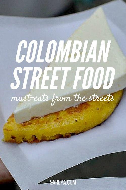 Colombian street food - 25 must-try street eats from Colombia  http://www.sarepa.com/2015/10/24/colombian-street-food-2/