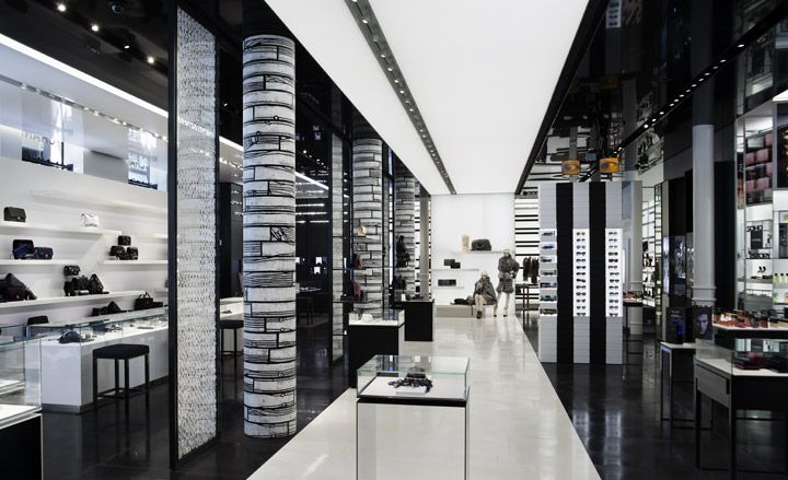 Chanel Retail Directory 2011