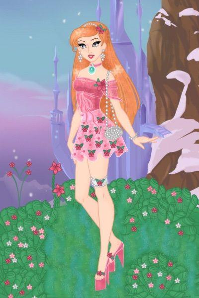 Giselle by Lolitakitten ~ Azalea's Dress Up Dolls