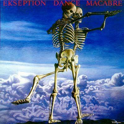 Cover Art Ekseption Dance Macabre Album Cover Art Cover Art Cover Artwork