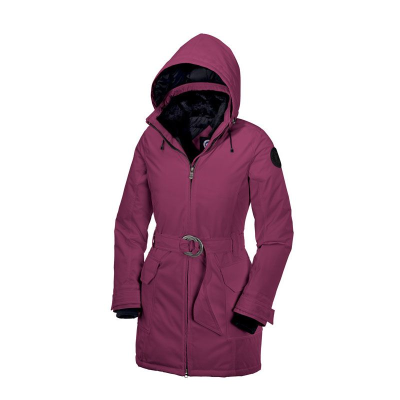 Women Canada Goose Berry Palliser Coat