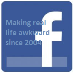 Oh, the college days when FB was just for us and others weren't allowed!  LOL