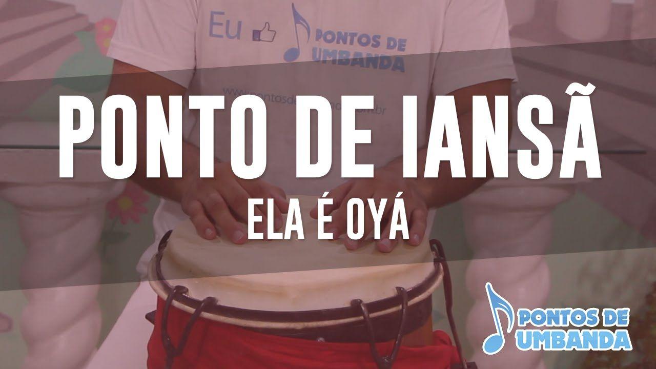 39421da99d Ponto de Iansã - Ela é Oyá | PONTOS DE UMBANDA, QUIMBANDA, CANDOMBLÉ ...