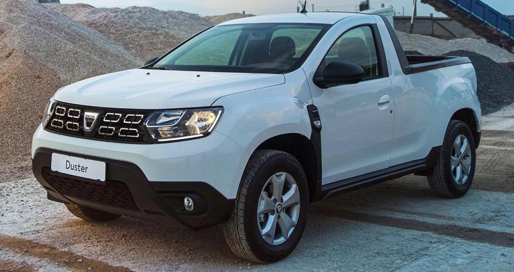 داسيا داستر بيك أب 2021 الجديدة بالكامل الشاحنة الصغيرة العملانية موقع ويلز Vehicles Dacia Suv
