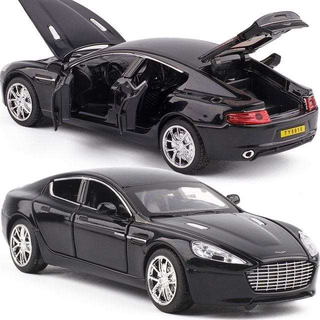 1/32 Aston Martin One-77 Metal Toy Cars Diecast Scale