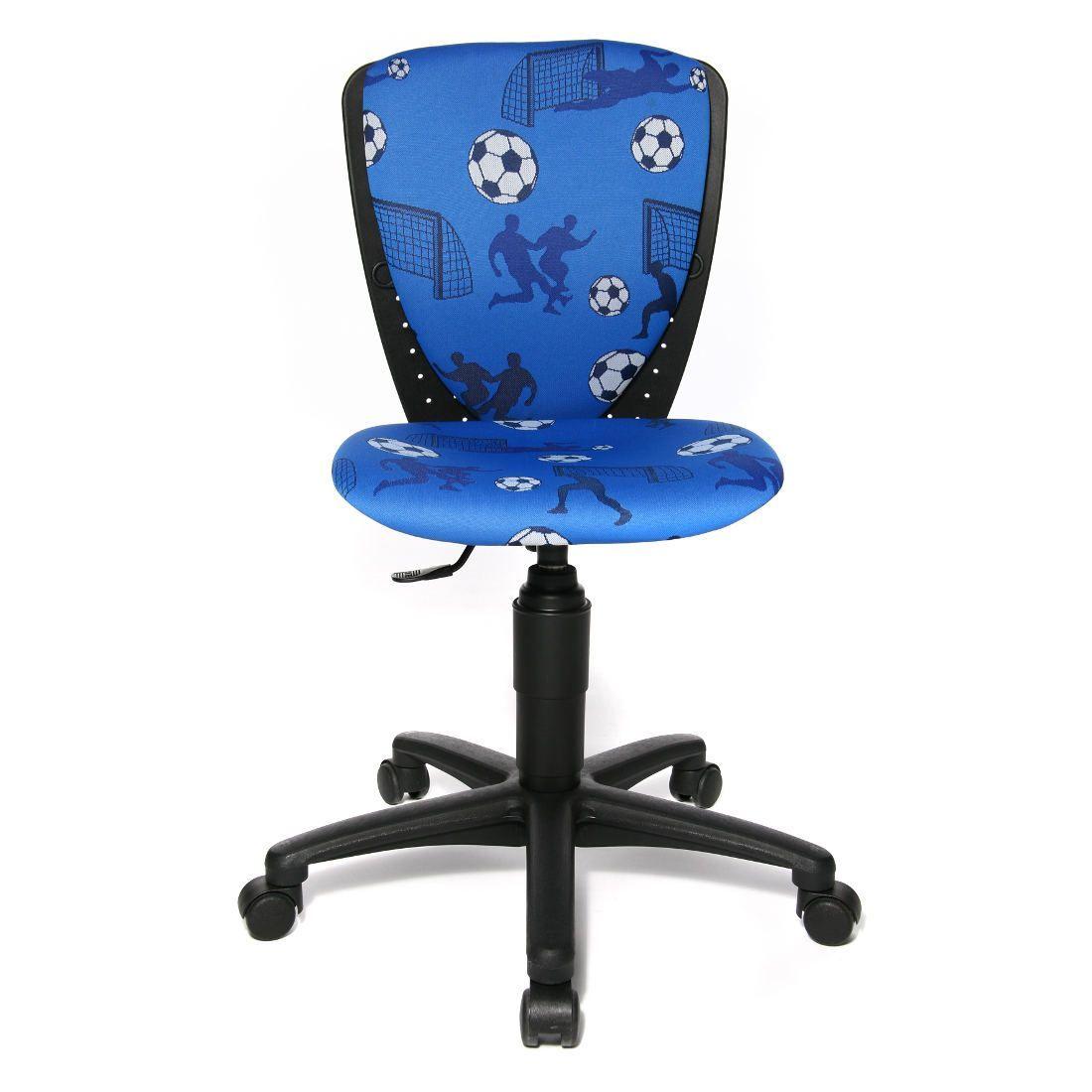 Friseurstuhl Friseursessel Bedienstuhl Friseureinrichtung Frisörstuhl 1374 blau