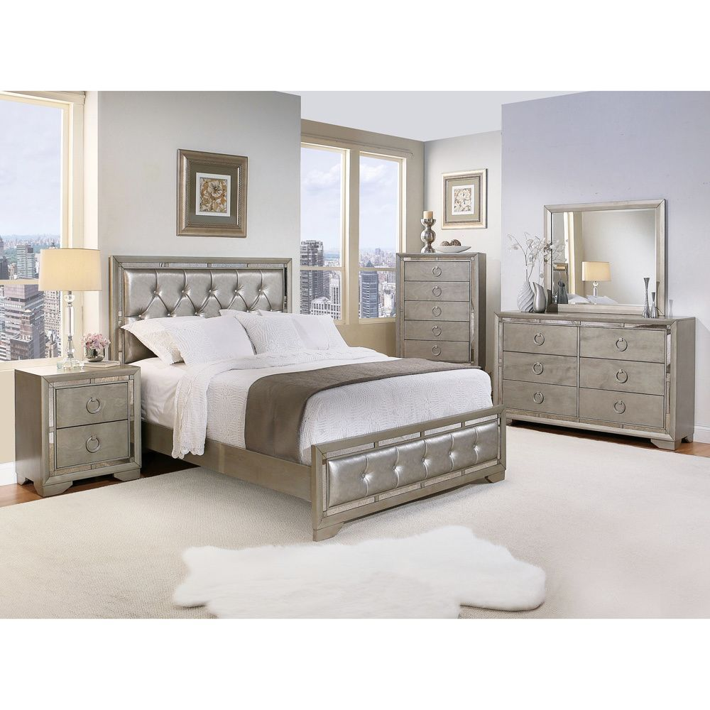 photo of mirror grey ideas attachment gray set furniture headboard dark wood sets bedroom