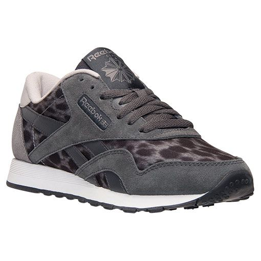 Women's Reebok Classic Wild Casual Shoes V62925 GRY