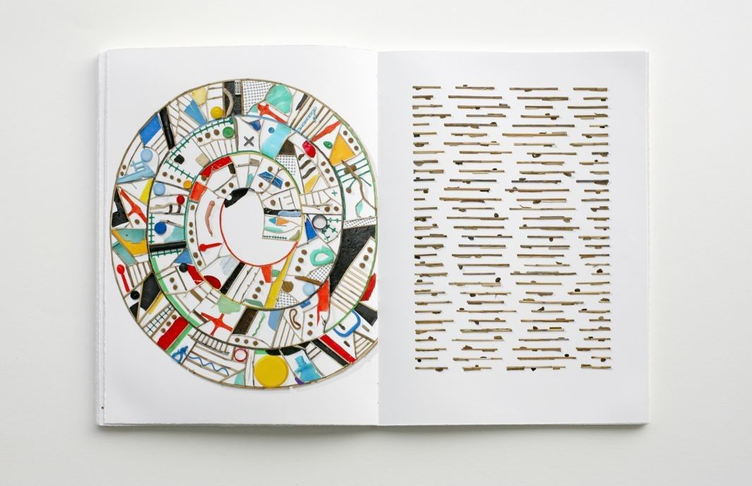 This Wordless Book Tells a Story Using Only Objects Found
