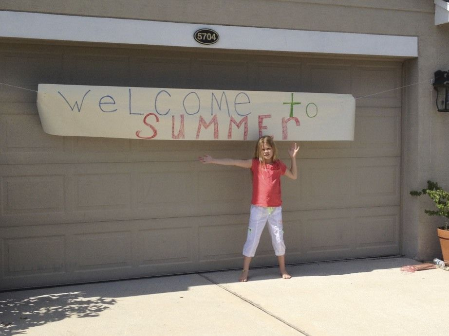 Welcome to Summer!!