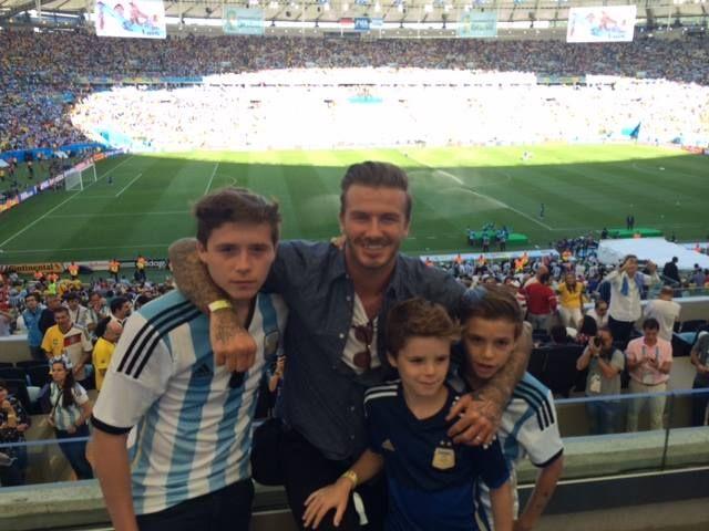 Copa Brasi 2014