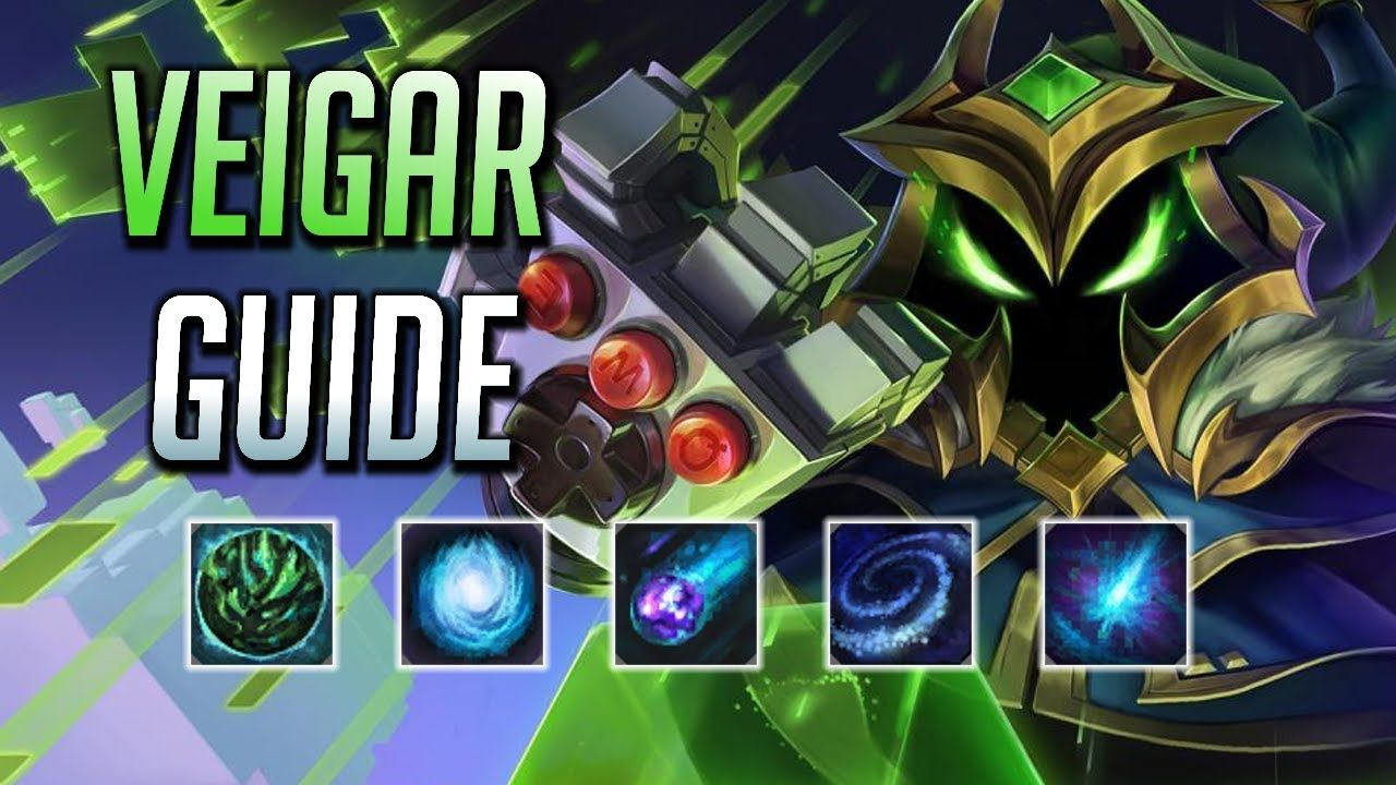 Veigar Guide Mid Season 9 Abilities Matchups Build Runes How To League Of Legends Guide League Of Legends Runes 's cooldown is reduced by how many. veigar guide mid season 9 abilities