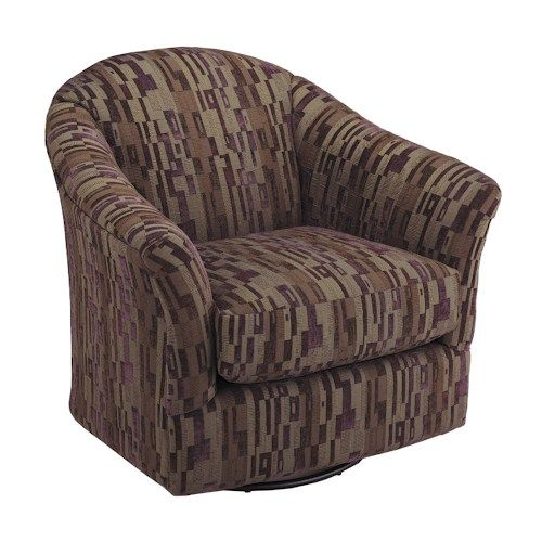 Beau Looking For This In Leather. Best Home Furnishings Chairs   Swivel Glide  Darby Swivel Glider