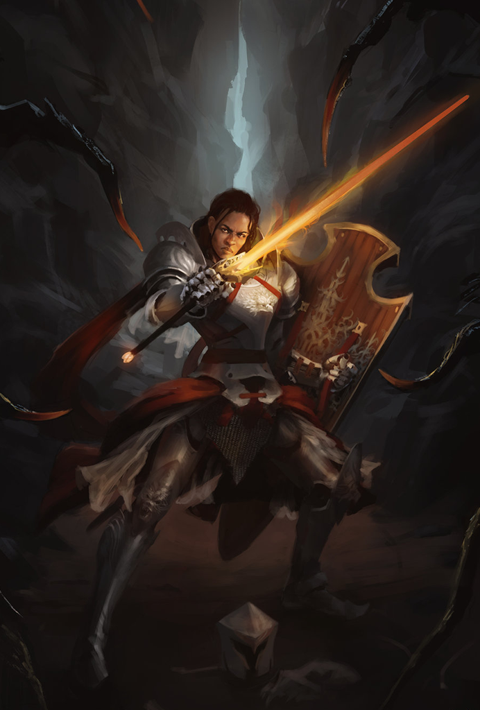 Pathfinder Kingmaker Portraits   Fantasy Art in 2019