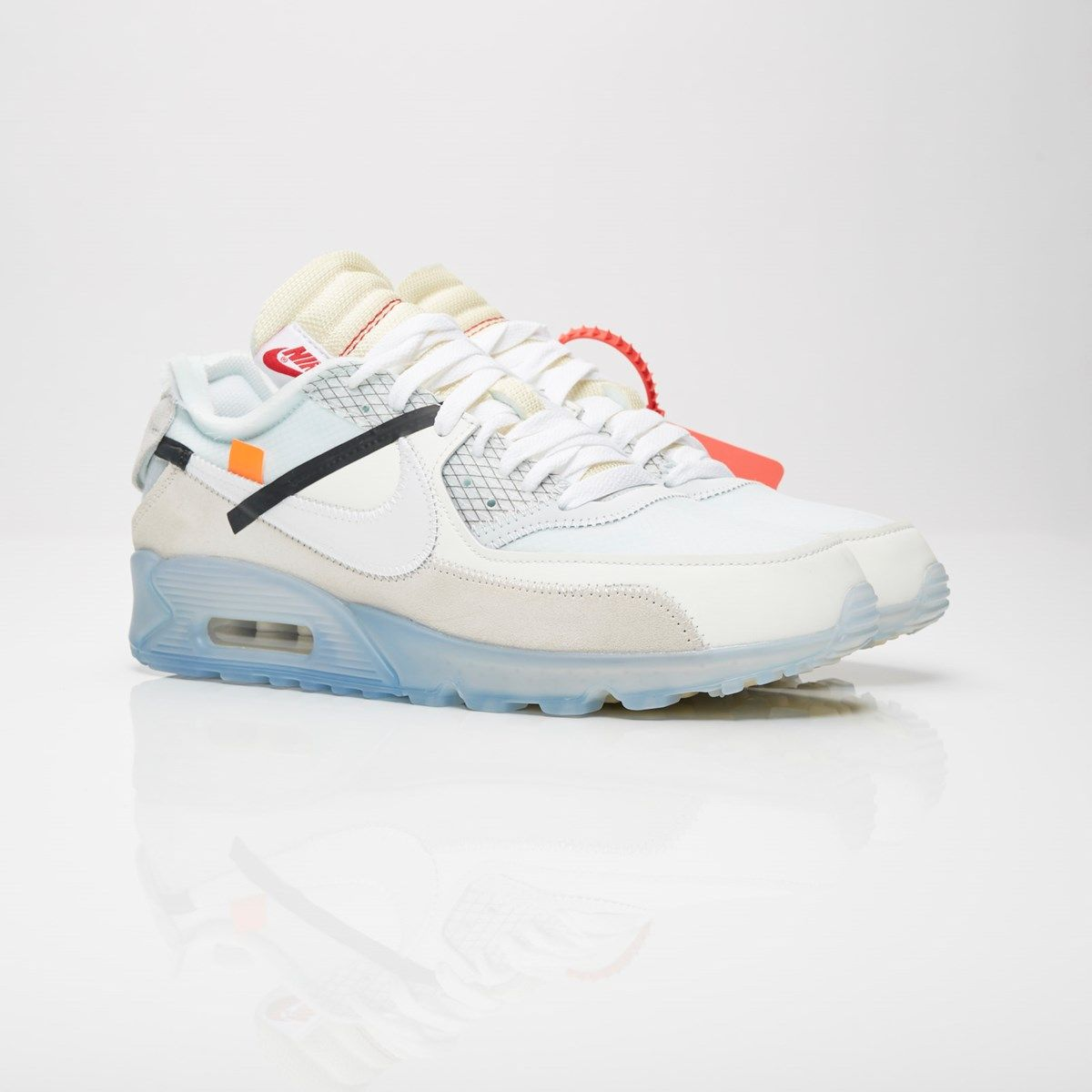 the latest 0eb84 efc50 Nike The 10  Air Max 90 - Aa7293-100 - Sneakersnstuff   sneakers   streetwear  online since 1999