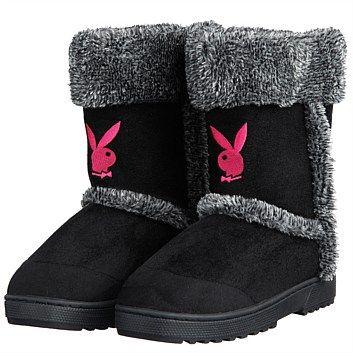 Playboy bunny slipper