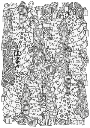 Christmas Colouring Pages Instead Theres Going To Be Stress In Life But Its Your Choice Whether You Let It Affect Or Not