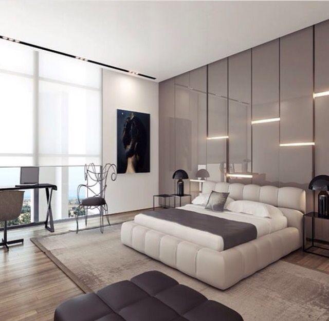 современные спальни дизайн: Дизайн квартира