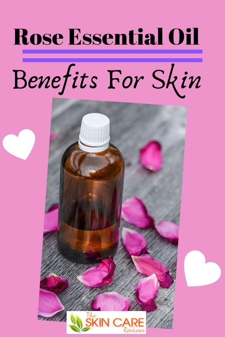 Best Rose Essential Oils For Face Reviews | Essential oils ...