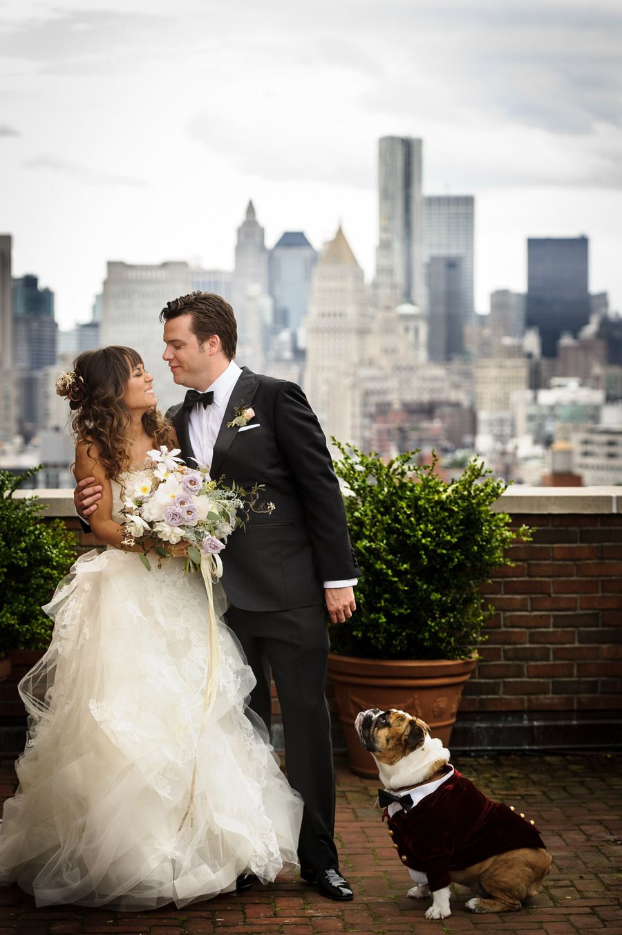 The Bowery Wedding From Susan Stripling Photography