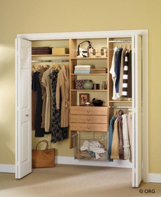 Pin Op Closets