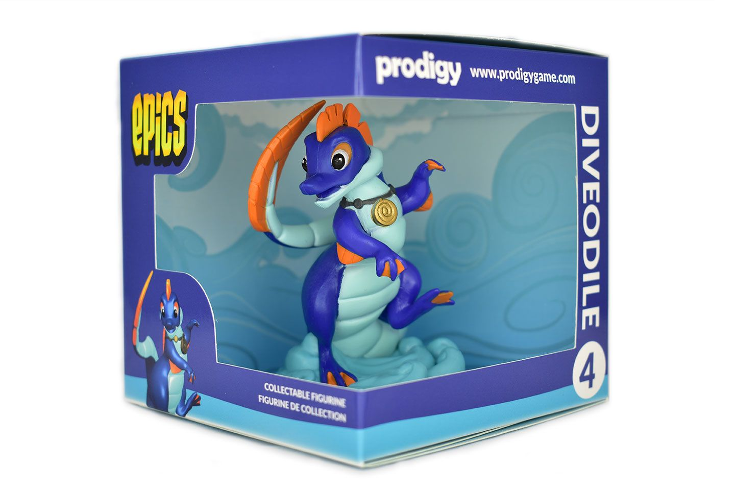 Diveodile Outside Of It S Box Prodigy Math Game Prodigy Math